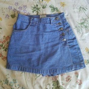 Vintage skort